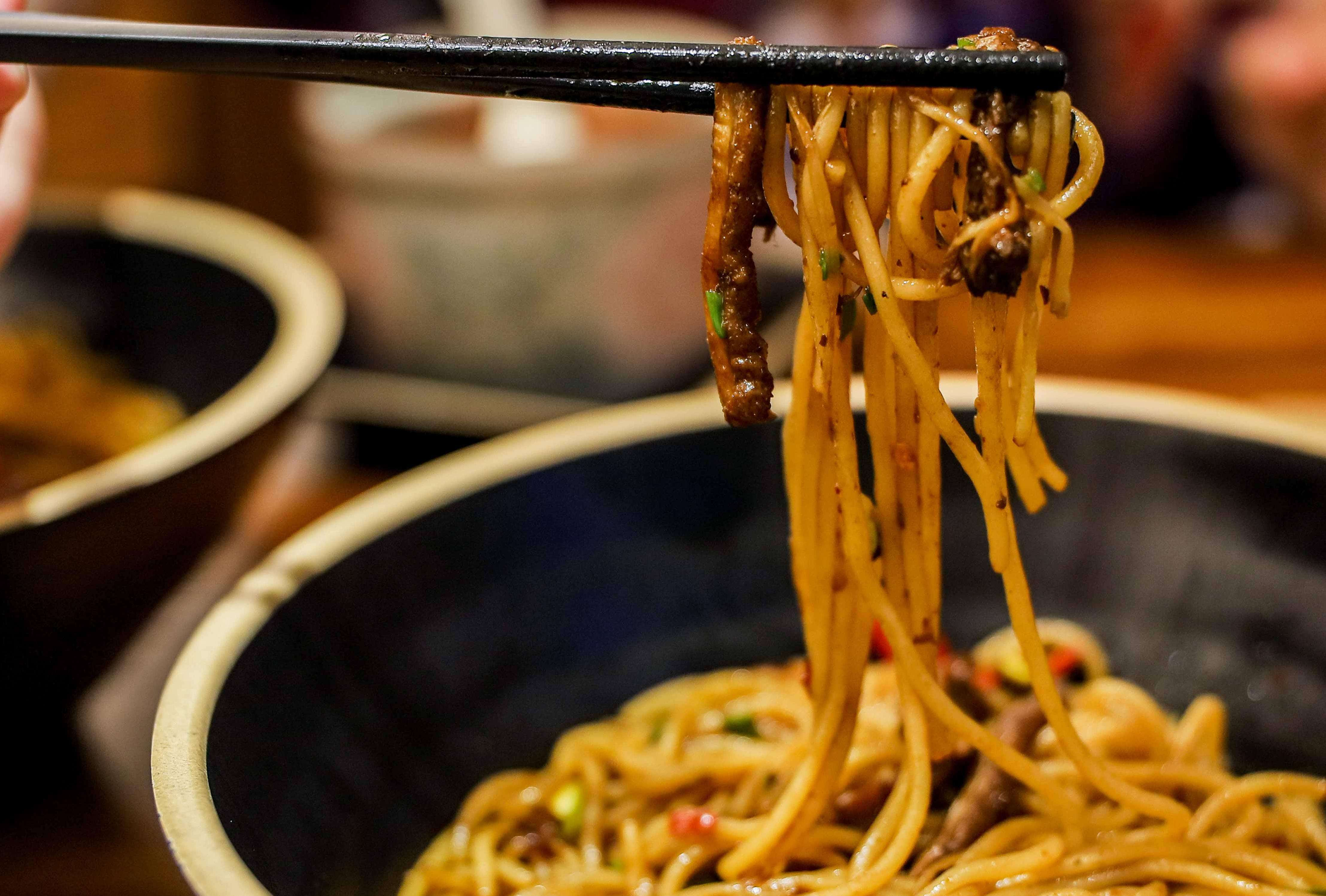 Yugan Fried Noodles