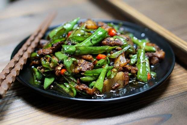 Yu Dried Chili Fried Meat